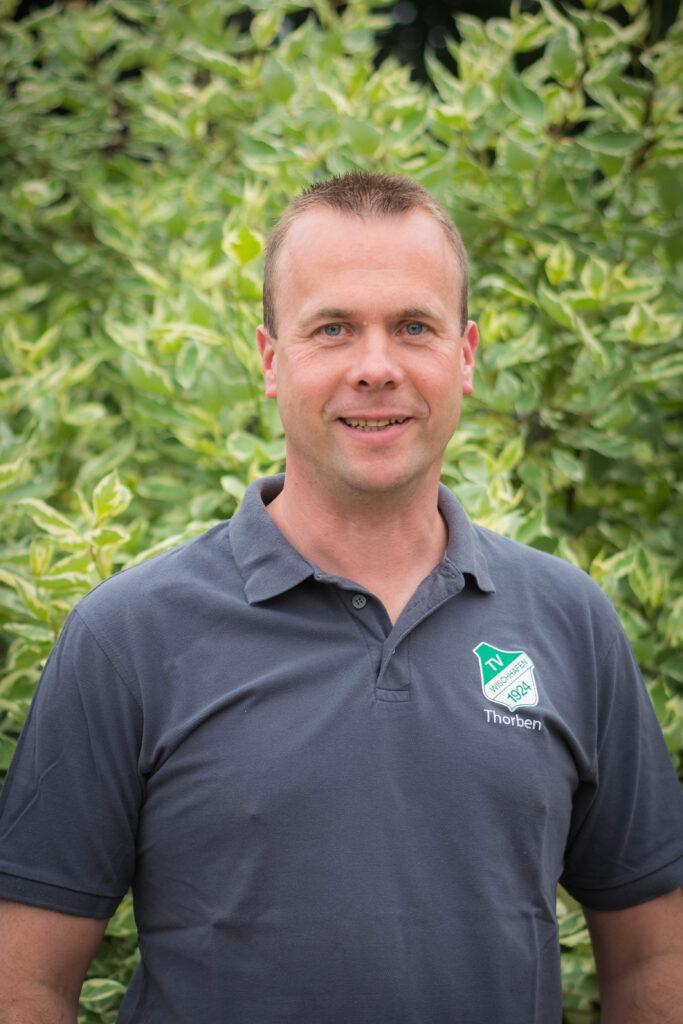 Thorben Raap - 1. Vorsitzender